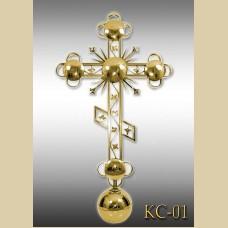 Крест с шаром КС-01