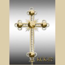 Крест с шаром КСК-02
