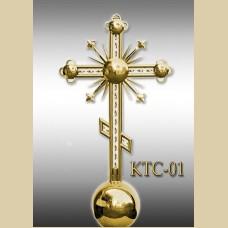 Крест с шаром КТС-01
