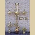 Крест с шаром КСУ-03